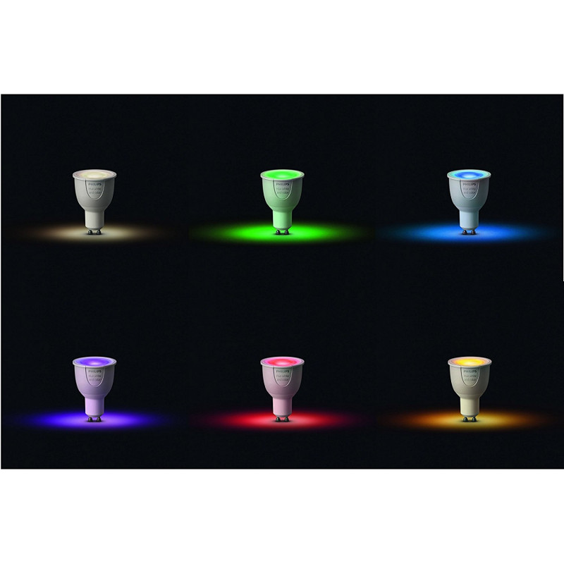 Philips Hue white and Color Ampoules - GU10